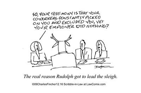 How Rudolph Came To Lead