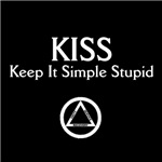 Keep It Simple Stupid (Dark Shirts)