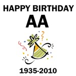 AA Birthday