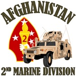 2nd MARDIV Afghanistan Vet - Humvee