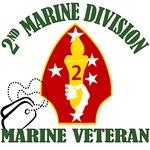 2nd Marine Division Veteran
