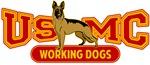 USMC Working Dogs