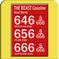 Gas price of the beast
