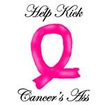 Help Kick Cancer's Ass