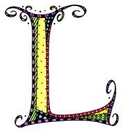 What Fun Monogram L