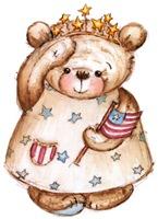 Liberty Bear