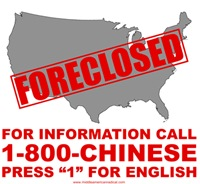 Foreclosure on America