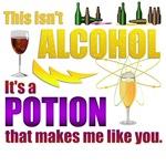 Alcohol Potion