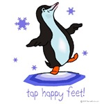 Happy Tap Dance Feet