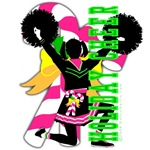 New! Holiday Cheer for Christmas Cheerleading!
