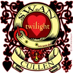 Swan Cullen Crest Twilight