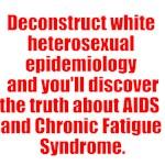 Deconstruct epidemiology!