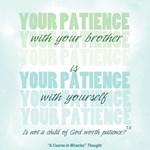 ACIM-Your Patience