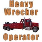 Heavy Wrecker Operator