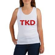 TKD Taekwondo T-shirts