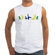 Capoeira Shirts
