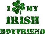 I Shamrock my Irish Boyfriend