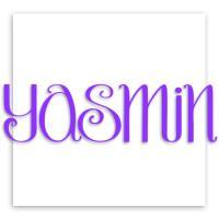 Yasmin purple