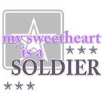 Purple Sweetheart