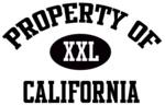 Property of California