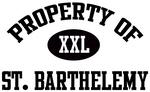 Property of St. Barthelemy