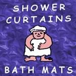 BATH CURTAINS AND MATS