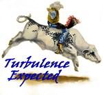 Bull Rider Turbulence