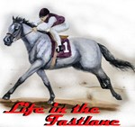 Race Horse, Life in the fastlane