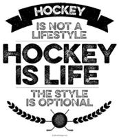 Hockey Is Not A Lifestyle