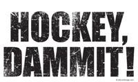 Hockey, Dammit!