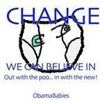Change that... DIAPER?