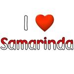 I Love Samarinda