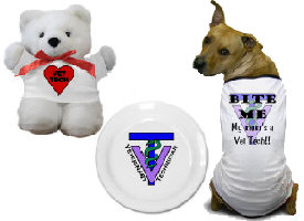 Fun Gifts for Vet Techs - toys, cards & novelties