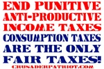 END INCOME TAXES!