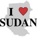 I Love Sudan Gifts