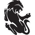 Tribal Lion T-shirt
