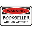 Bookseller T-shirt, Bookseller T-shirts