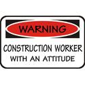 Construction Worker T-shirt, Worker T-shirts