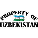 Property Of Uzbekistan