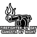 Firefighter By Day