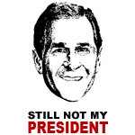 Anti-Bush T-shirts & Anti-Bush Gifts