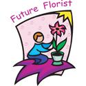 Florist T-shirt, Florist T-shirts