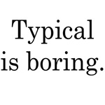 Typical Boring