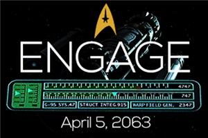 Star Trek : First Contact Day