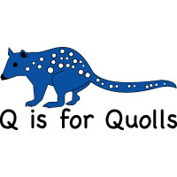 Q is for Quolls