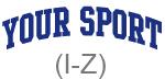 Sport (blue curve I-Z)