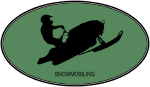 Snowmobiling (euro-green)