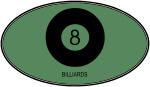 Billiards (euro-green)