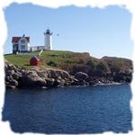 Nubbles Lighthouse  Maine