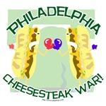 Philly Cheesesteak War